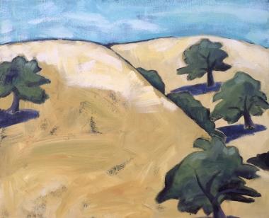 Oak-Land (24x20) $375